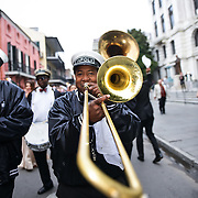 Kinfolk Brass Band (New Orleans Second Line)