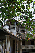 Old house in Matara Fort
