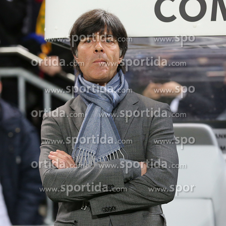 25.03.2015, Fritz Walter Stadion, Kaiserslautern, GER, FS Vorbereitung, Deutschland vs Australien, DFB L&auml;nderspiel, im Bild National-, Bundestrainer Joachim &quot;Jogi&quot; Loew // during the international friendly football macht between Germany and Australia at the Fritz Walter Stadion in Kaiserslautern, Germany on 2015/03/25. EXPA Pictures &copy; 2015, PhotoCredit: EXPA/ Eibner-Pressefoto/ Schueler<br /> <br /> *****ATTENTION - OUT of GER*****