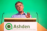 Sustrans:Bringing cycling to the heart of our communities. Malcolm Shepherd, Chief Executive speaking at the Ashden conference, 2013. Royal Society, central London.