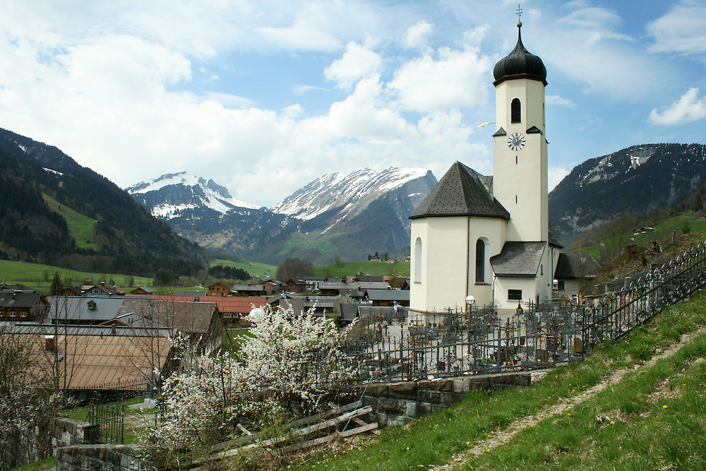 A church in Austria