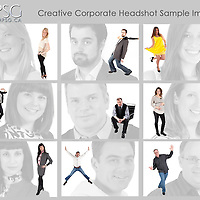 Creative Business Headshots