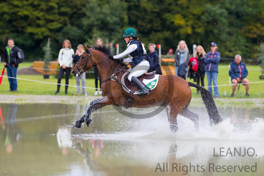 Zara Nelson - Millridge Buachaille Bui<br /> FEI European Championships Ponies 2016<br /> © DigiShots