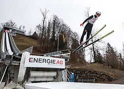 03.02.2019, Energie AG Skisprung Arena, Hinzenbach, AUT, FIS Weltcup Ski Sprung, Damen, im Bild Alexandra Kustova (RUS) // Alexandra Kustova (RUS) during the woman's Jump of FIS Ski Jumping World Cup at the Energie AG Skisprung Arena in Hinzenbach, Austria on 2019/02/03. EXPA Pictures © 2019, PhotoCredit: EXPA/ Reinhard Eisenbauer