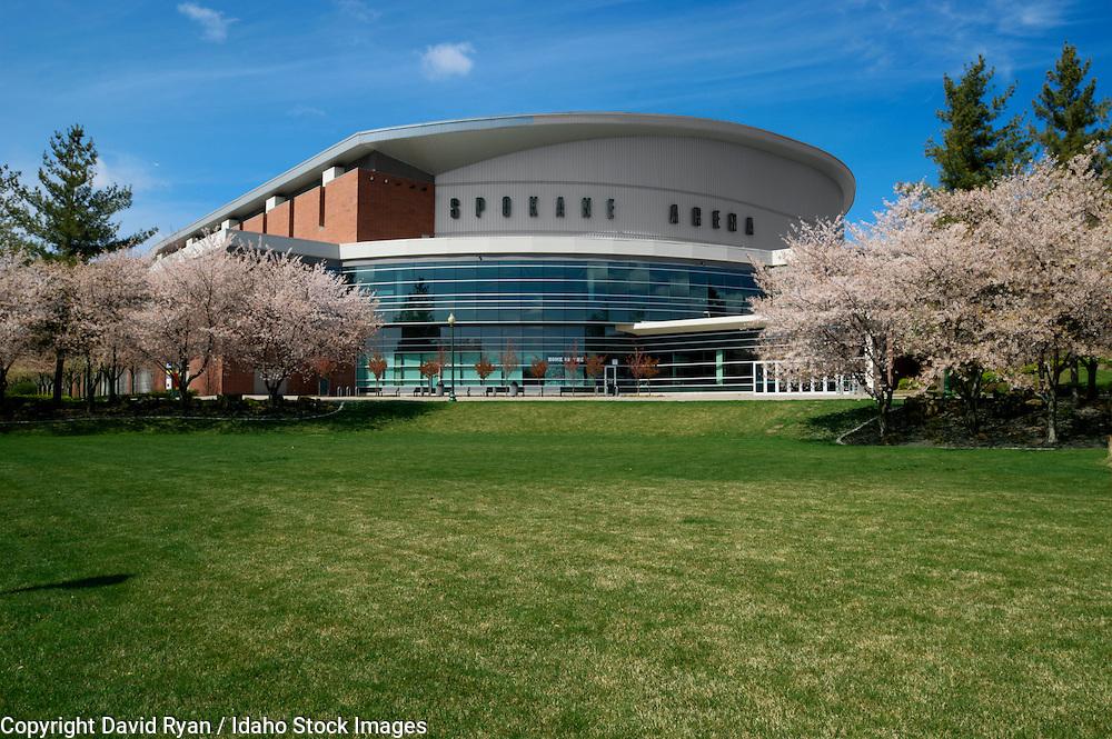 Spokane Arena, Spokane, Washington