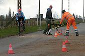 2014.02.25 - Oudenaarde - Omloop Het Nieuwsblad training