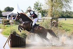 Vervaecke Kris  (BEL) - Victor van Steenkerke<br /> Outdoor Helvoirt 2012<br /> © Hippo Foto - Leanjo de Koster