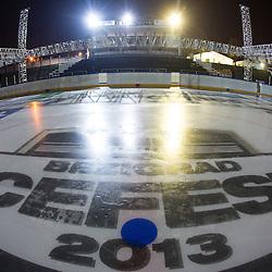 20121227: SLO, Ice Hockey - Preparing stadium for Bezigrad IceFest 2013 - part II