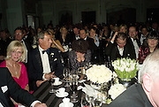 HENRY CECIL, MARIA NIARCHOS AND SEBASTIAN GUINNESS, The 2007 Cartier Racing Awards. Four Seasonss Hotel. London. 14 November 2007. -DO NOT ARCHIVE-© Copyright Photograph by Dafydd Jones. 248 Clapham Rd. London SW9 0PZ. Tel 0207 820 0771. www.dafjones.com.