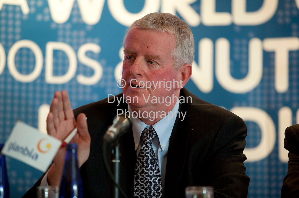 13/5/2009 .John Moloney group managing director at Glanbia PLC pictured at the Glanbia PLC AGM in Kilkenny..Picture Dylan Vaughan.
