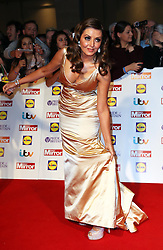 Carol Vorderman arriving at the Pride of Britain Awards in London,  Monday, 7th October 2013. Picture by Stephen Lock / i-Images
