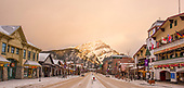 Banff Sunshine Town and Ski Resort