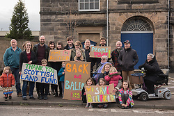 ALL CONTENT STRICTLY EMBARGOED UNTIL 00:01 FRIDAY 17TH FEBRUARY 2017. The Scottish Land Fund Committee have approved a grant of &pound;647,500 which includes a sum of up to &pound;570,000 towards the purchase of the church and halls - the final figure will depend on the outcome of the independent valuation process, which has been commissioned by the Scottish Government. The final part of the Community Right to Buy process will involve a ballot of Portobello residents (also commissioned by the Scottish Government).<br />  <br /> <br /> &copy; Jon Davey/ EEm