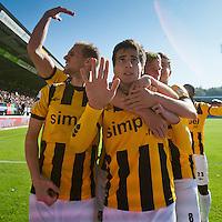 20111016 NEC - Vitesse 0-1