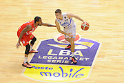 Blaz Mesicek<br /> Enel New Basket Brindisi - Openjobmetis Pallacanestro Varese<br /> Lega Basket Serie A 2016/2017<br /> Brindisi 12/02/2017<br /> Foto Ciamillo-Castoria