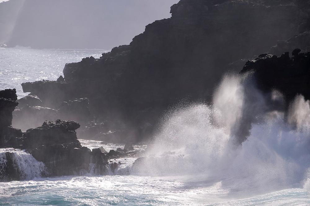 Northwest coast of Maui