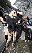 20.APRIL.2009. LONDON<br /> <br /> US POPSTAR ARRIVING BACK AT HER HOTEL WEARING BLACK KNICKERS AND KNEE LENGTH BOOTS WITH BLACK LIPSTICK ON.<br /> <br /> BYLINE: EDBIMAGEARCHIVE.COM<br /> <br /> *THIS IMAGE IS STRICTLY FOR UK NEWSPAPERS AND MAGAZINES ONLY*<br /> *FOR WORLD WIDE SALES AND WEB USE PLEASE CONTACT EDBIMAGEARCHIVE - 0208 954 5968*