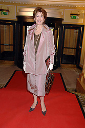 Actress MAUREEN LIPMAN at the South Bank Show Awards held at The Dorchester, Park Lane, London on 29th January 2008.<br />
