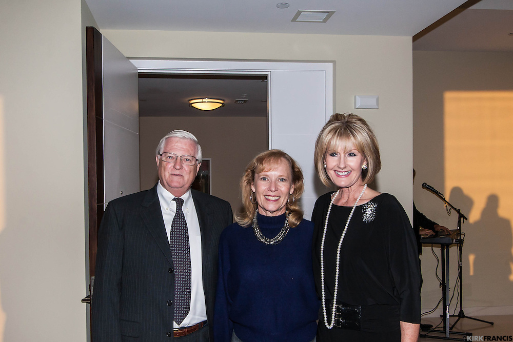 YMCA 2013 Prayer Breakfast VIP Reception<br /> Tony &amp; Judy Joffe, Linda Spielmann