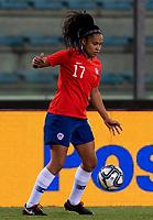 International Women's Friendly Matchs 2019 / <br /> Italy vs Chile 2-1 ( Carlo Castellani Stadium - Empoli,Italy ) - <br /> Fernanda Pinilla of Chile