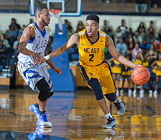 2016-17 A&T Men's Basketball vs Allen