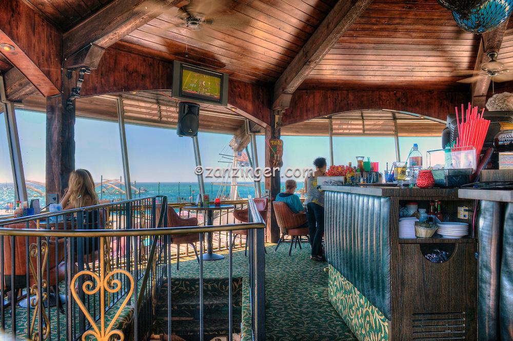 Redondo Pier, Old Tony's Restaurant, Redondo Beach  California