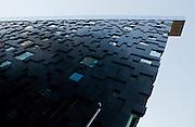 Fasade av DNB bygning C, av Dark arkitekter i Bjørvika,Oslo.