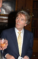 SIR TATTON SYKES at a private view of jewellery designed and made by Luis Miguel Howard held at 30 Pavillion Road, London on 27th October 2004.<br /><br />NON EXCLUSIVE - WORLD RIGHTS