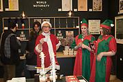 LOUISA BUCK, JULIE VERHOEVEN;  LINSEY YOUNG, Neo Naturist Christmas event , Studio Voltaire Gallery shop, Cork St.   20 November 2019
