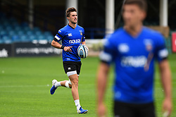 Tom De Glanville, Bath Rugby were allowed to start Stage Two of the Premiership Rugby return to play protocol - Mandatory byline: Patrick Khachfe/JMP - 07966 386802 - 06/08/2020 - RUGBY UNION - The Recreation Ground - Bath, England - Bath Rugby training
