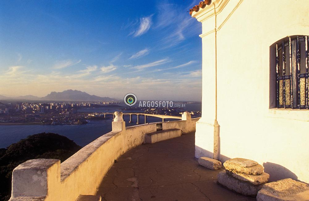 Convento da Penha, cidade de Vitoria, Espirito Santo, Brasil / Penha Convent, Vitoria city, Espirito Santo, Brazil