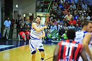 DESCRIZIONE : Sassari Lega A 2012-13 Dinamo Sassari Angelico Biella<br /> GIOCATORE : Drake Diener<br /> CATEGORIA : Esultanza<br /> SQUADRA : Dinamo Sassari<br /> EVENTO : Campionato Lega A 2012-2013 <br /> GARA : Dinamo Sassari Angelico Biella<br /> DATA : 30/09/2012<br /> SPORT : Pallacanestro <br /> AUTORE : Agenzia Ciamillo-Castoria/M.Turrini<br /> Galleria : Lega Basket A 2012-2013  <br /> Fotonotizia : Sassari Lega A 2012-13 Dinamo Sassari Angelico Biella<br /> Predefinita :