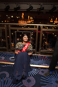 PRITA SURAPRAGASAN;  THE 35TH WHITE KNIGHTS BALLIN AID OF THE ORDER OF MALTA VOLUNTEERS' WORK WITH ADULTS AND CHILDREN WITH DISABILITIES AND ILLNESS. The Great Room, Grosvenor House Hotel, Park Lane W1. 11 January 2014