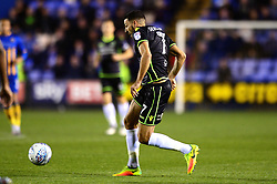 Liam Sercombe of Bristol Rovers - Mandatory by-line: Dougie Allward/JMP - 17/10/2017 - FOOTBALL - Greenhous Meadow - Shrewsbury, England - Shrewsbury Town v Bristol Rovers - Sky Bet League One