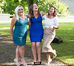 Repro Free: 30/09/2014 <br /> Friends reunited, Deirdre O&rsquo;Donovan, Siobhan McKillen and Jennifer Bonus  Operation Transformation 2013 leaders are pictured as RT&Eacute; put the call out for leaders for the upcoming Operation Transormation 2014. http://www.rte.ie/ot . Picture Andres Poveda