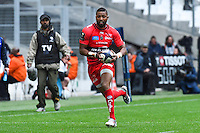Delon Armitage - 19.04.2015 - Toulon / Leinster - 1/2Finale European Champions Cup -Marseille<br />