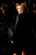 "Actress Kate Winslet arrives at the Ziegfeld Theater in New York City,  Wednesday Nov 29 2006 for the film premiere ""The Holiday"""