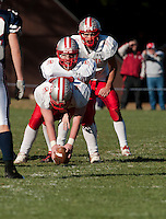 Laconia football versus Plymouth November 5, 2011.