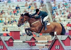 Chesney Jessica, IRL, Diamond Exchange<br /> Olympic Games Atlanta 1996<br /> © Hippo Foto - Dirk Caremans<br /> 23/11/2019
