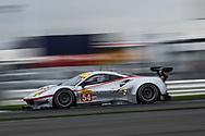 Spirit of Race  |  Ferrari 488 GTE  |  Thomas Flohr  |  Francesco Castellaci  |  Miguel Molina | FIA World Endurance Championship | Silverstone | 15 April 2017 | Photo: Jurek Biegus
