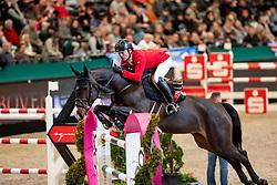 SCHWIZER Pius (SUI), Cina Donna AWR<br /> Leipzig - Partner Pferd 2019<br /> IDEE Kaffe Preis<br /> CSI5*<br /> 18. Januar 2019<br /> © www.sportfotos-lafrentz.de/Stefan Lafrentz