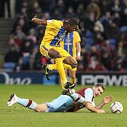 Burnley v Crystal Palace 120113