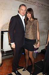 ANTON & LISA BILTON at Andy & Patti Wong's annual Chinese New Year party, this year celebrating the year of the dog held at The Royal Courts of Justice, The Strand, London WC2 on 28th January 2006.<br /><br />NON EXCLUSIVE - WORLD RIGHTS