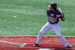 NORMAL, IL - April 08: Jordan Fitzpatrick during a college baseball game between the ISU Redbirds  and the Missouri State Bears on April 08 2019 at Duffy Bass Field in Normal, IL. (Photo by Alan Look)