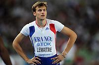 ATHLETICS - IAAF WORLD CHAMPIONSHIPS 2011 - DAEGU (KOR) - DAY 7 - 02/09/2011 - MEN 200M - CHRISTOPHE LEMAITRE (FRA) - PHOTO : FRANCK FAUGERE / KMSP / DPPI