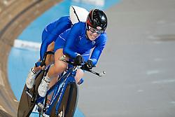CHALKIADAKI Adamantia Pilot:  MILAKI Argyro, GRE, Tandem 4km Pursuit Qualifiers , 2015 UCI Para-Cycling Track World Championships, Apeldoorn, Netherlands