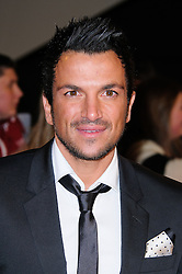 Peter Andre at the National Television Awards held in London on Wednesday, 25th January 2012. Photo by: i-Images