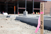 New Construction Site Marker