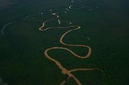 Kamayura indian village - Reserva Indigena do Xingu, Brazil, November 14 of 2012.