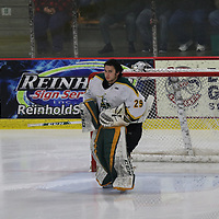 Men's Ice Hockey: St. Norbert College Green Knights vs. Adrian College Bulldogs